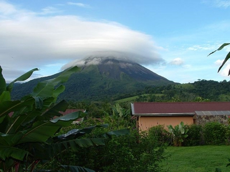 Volcan–Arenal