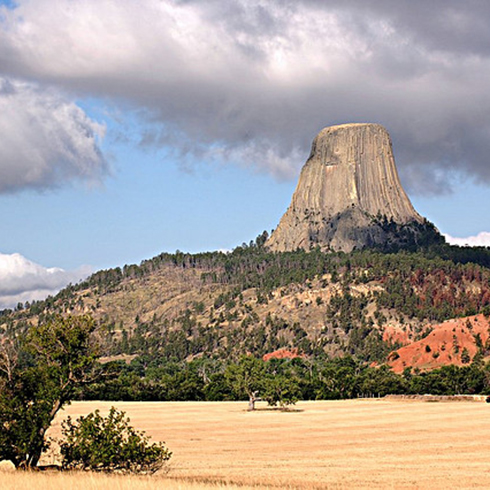 Devils Tower, en Estados Unidos