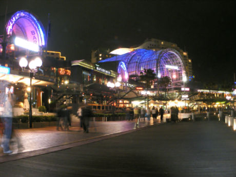 Centro de Darling Harbour